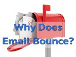 Why does email bounce?