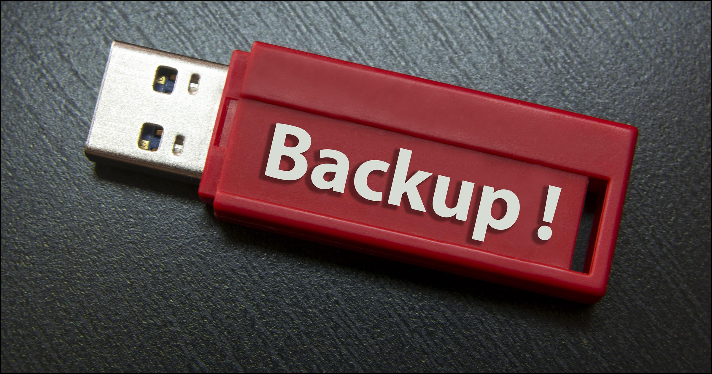 Backup Flash Drive