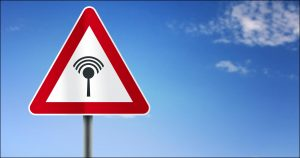 Caution: Wi-Fi Ahead