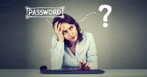 Password Frustration