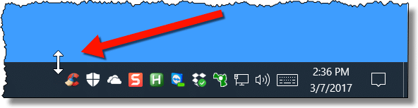 Resize Arrow