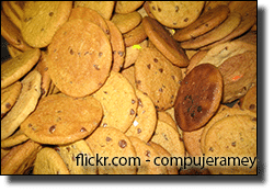 Cookies! (The other kind.)