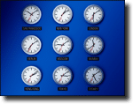 Clocks and Time Zones