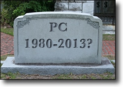 Is the PC Dead?