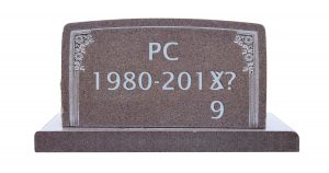 PC Tombstone