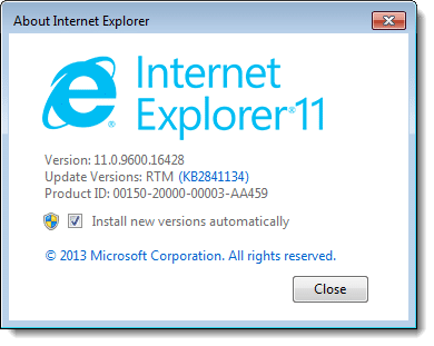 internet explorer xp latest version free download