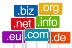 Some Top Level Domains