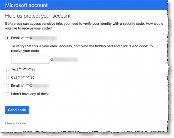 disable microsoft account verification