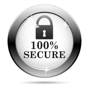100% Secure?