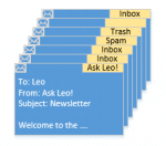 Labelled Email