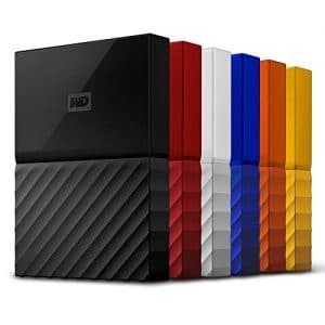 Western Digital Portable Drive