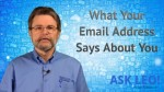 What Your Email Address Says About You