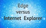Edge Versus Internet Explorer