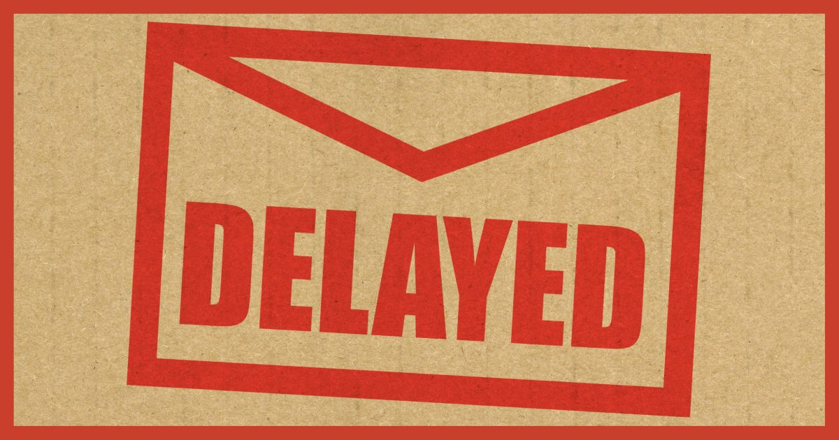 Delayed EMail
