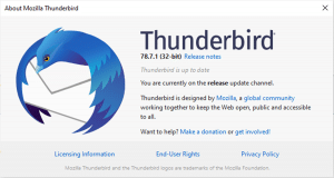 Back Up Your Email Using Thunderbird
