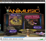 Animusic DVD Playing in VLC Media Player