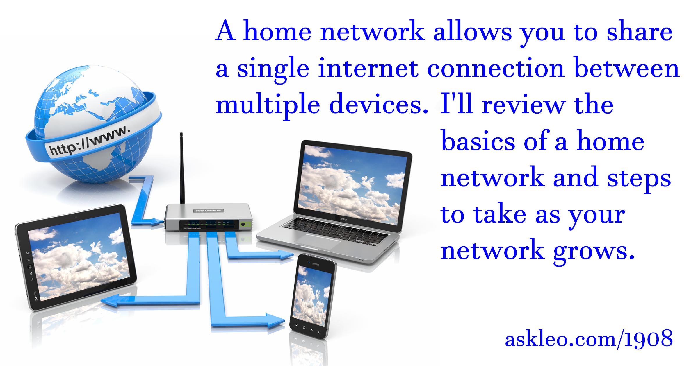 How Should I Set Up My Home Network? - Ask Leo! on