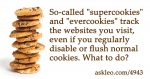 Supercookies and Evercookies and No Cookies at All: Resistance Is Futile