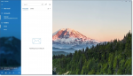 The Mail program in Windows 10