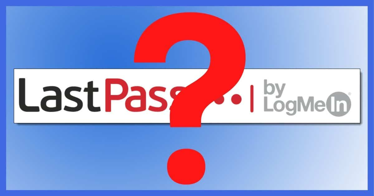 What Now, Lastpass?