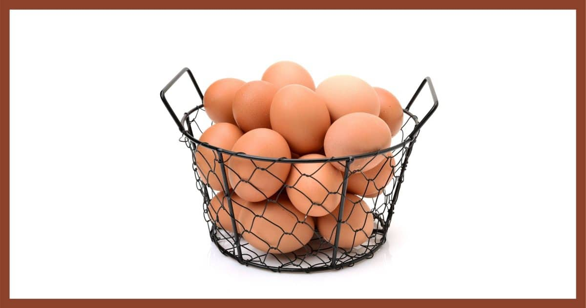 All the eggs - One basket.