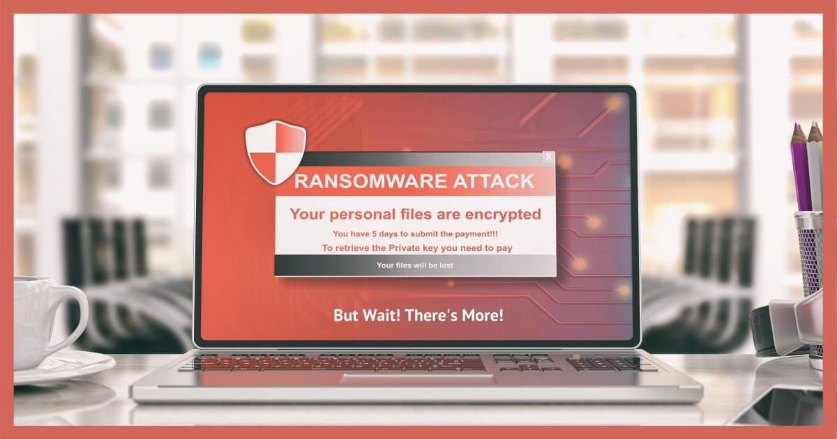 There's more to ransomware than just encryption.